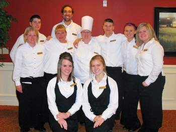 New Horizon Foods Staff